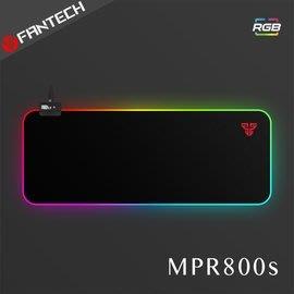 【風雅小舖】【FANTECH MPR800s RGB燈效精密防滑加長版電競滑鼠墊-加長設計/記憶型RGB光圈14種模式