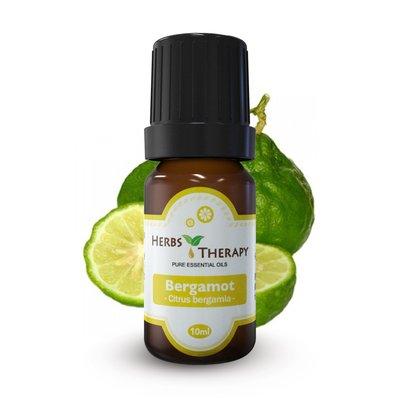 『植物療法』HERBS THERAPY 佛手柑精油 10ml x 3瓶=30ml