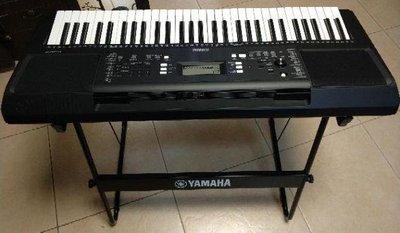 全新 YAMAHA PSR E363  61鍵 電子琴 另有E273 463 EW400 S670 775 975