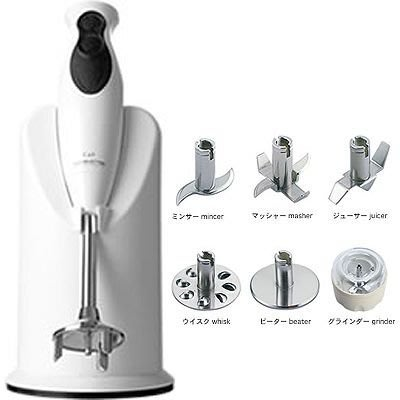 日本貝印一機六役食物調理機 DK3052/DK5043白色款還可磨乾粉喔!附專用計量杯組