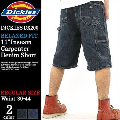 (安心胖) Dickies DX200牛仔短褲 40 42 44腰