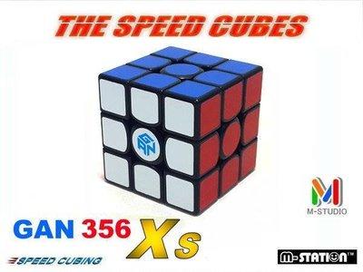 """M-STATION """"GXS.GAN-356 XS專業磁力速解3×3×3魔術方塊""""玩的極品!(送油、免運費)"""