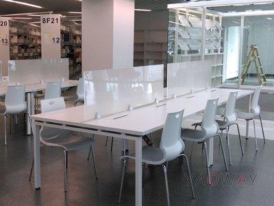 【耀偉】GAMMA系統工作站 (辦公桌/辦公屏風-規劃施工-拆組搬遷工程-組合隔間-水電網路)14