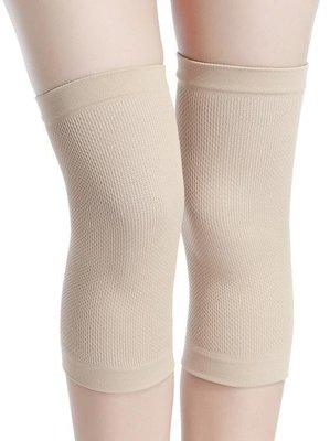 ZIHOPE 冬季護膝保暖老寒腿膝蓋關節老人專用男女士加絨無痕內穿隱型加厚ZI812