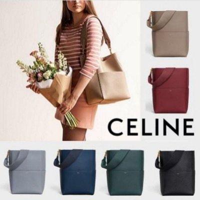 【巴莉代購】Celine Sangle  水桶包
