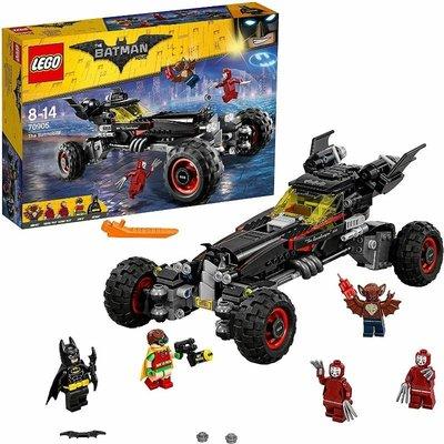 LEGO 70905 樂高 蝙蝠俠電影 蝙蝠車 The Batmobile