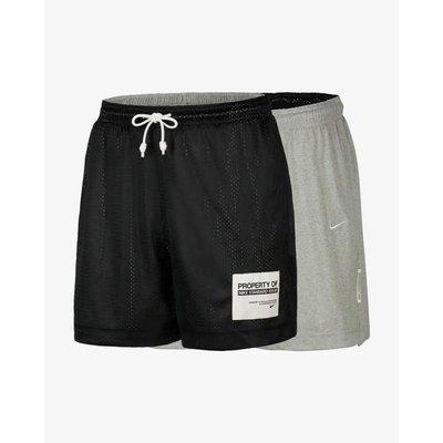 南◇2020 7月 NIKE STANDARD ISSUE  雙面穿 黑色/灰色 CQ7996-010 運動籃球休閒短褲
