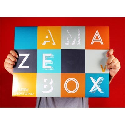 AmazeBox (Gimmicks and Online Instructions) by Mark Shortlan