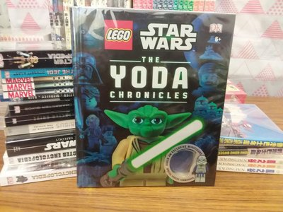 星球大戰書 star war  the yoda chronicles 無lego人仔