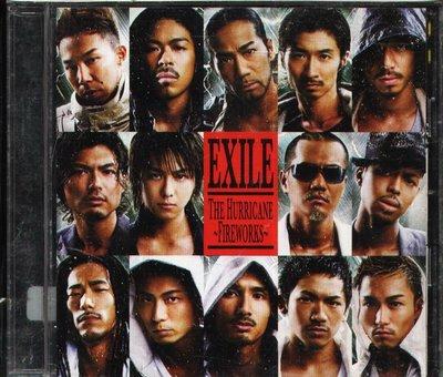 K - 放浪兄弟 EXILE - The Hurricane - Fireworks - 日版