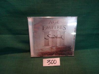 【愛悅二手書坊 O-08】AGE of EMPIRES Ⅲ
