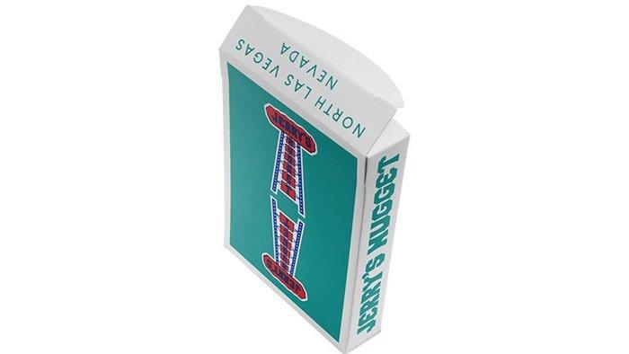 【天天魔法】【S1342】正宗原廠~(綠色/藍綠色)現代感覺天梯牌~Modern Feel Jerry's Nugget