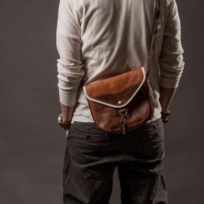 【老店佳】【全新/現貨商品】HEYOU Handmade - The Wayfarer's Bag - 旅人馬鞍包