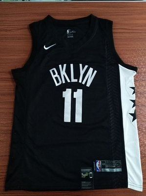 凱里·厄文(Kyrie Irving)  NBA布魯克林籃網隊 球衣 11號 黑色
