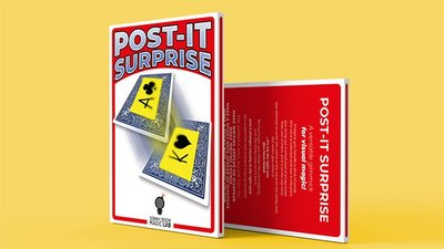 【天天魔法】【S1253】正宗原廠~便利貼的驚喜~Post It Surprise by Sonny Boom