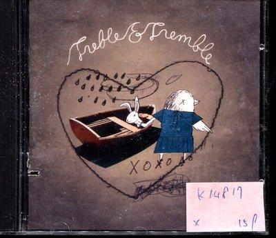 *真音樂* EARLIMART / TREBLE & TREMBLE 二手 K14817 (封面底破)