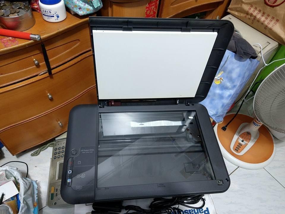 HP Deskjet 2050 列印.影印.掃描.多功能事務機