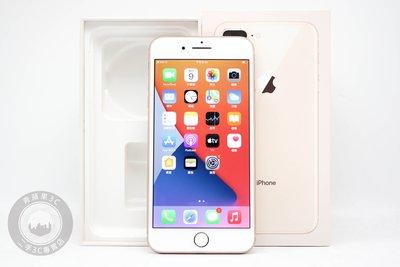 【高雄青蘋果3C】APPLE IPHONE 8 PLUS 256G 256GB 金 IOS14.4.2   #65446