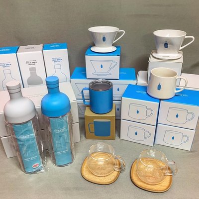 WAN WAN 日本亂亂買。線上預購區。日本製。BLUE BOTTLE COFFEE。藍瓶。冷泡。咖啡壺(共兩款)