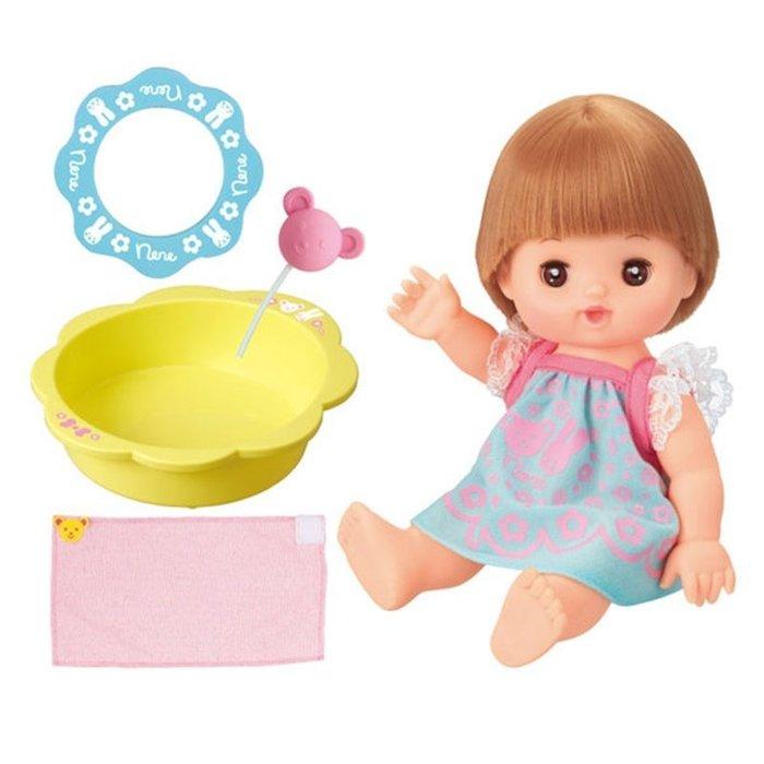 【阿LIN】51378A 小奈娃娃洗澡組 PL51378 小美樂娃娃配件 麗嬰國際 正版 ST安全玩具