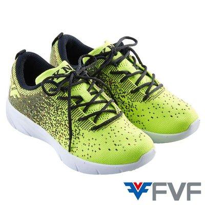 FVF Moonrise 月出 多功能編織鞋-黃黑U.S. 10(28CM)
