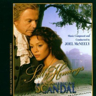 """""""傑佛遜之戀 An American Scandal""""- Joel McNeely,全新歐版"""