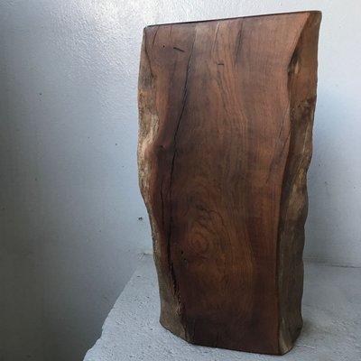 台灣黃連木座 木質熟成堅硬