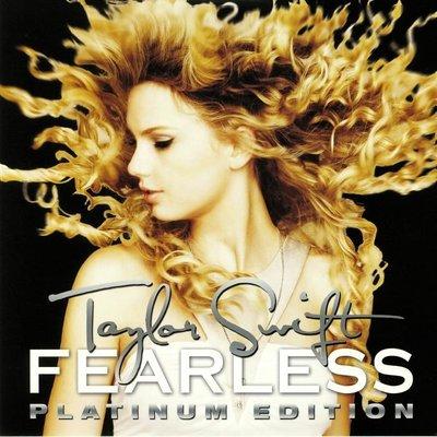 無懼的愛(CD+DVD影音白金盤) / 泰勒絲 Taylor Swift / 大方送上6首全新錄音創作 --- 2723034