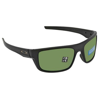 Oakley Drop Point Prizm Shallow Water Rectangular Men's  OO9367 936715男太陽眼鏡