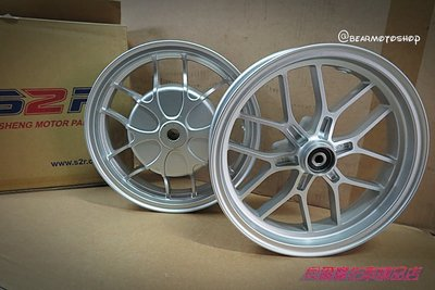 【貝爾摩托車精品店】S2R 輪框 CUXI115 專用 銀色 CUXI 115 現貨 新CUXI RPM NCY可參考