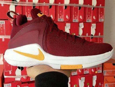 【RS只賣正品】NIKE ZOOM WITNESS EP LBJ 詹姆斯 XDR 籃球鞋