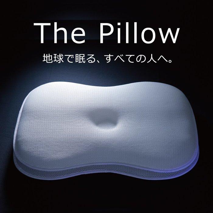 《FOS》日本 The Pillow 超透氣 3D 快眠枕 健康枕 枕頭 肩頸痠痛 易眠 上班族 紓壓 好眠 禮物 熱銷