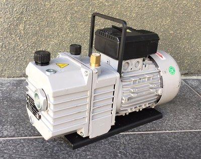 義大利製DVP RC.4M真空幫浦(1/2HP/110V)油式真空幫浦/真空機/真空油-灌冷媒抽真空、翻模、真空脫泡機
