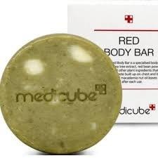 ((HKMART)) 韓國Medicube Red Body Bar 潔膚皂$130