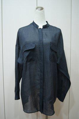 歐洲品牌 CIVIDINI 雙口袋襯衫上衣       特價 4600