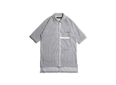 【現貨M、L】03/ 05 Aes - Aes Striped Cotton Work Shirts 台中市