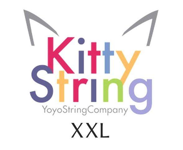 奇妙的溜溜球世界 Kitty String 貓線 XXL 選擇多樣 專業比賽競技用 技術繩 高品質專用線 一包十條