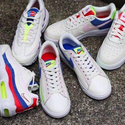 Nike Wmns Blazer Low Panache 百搭板鞋AQ4140-101 尺碼:36-39
