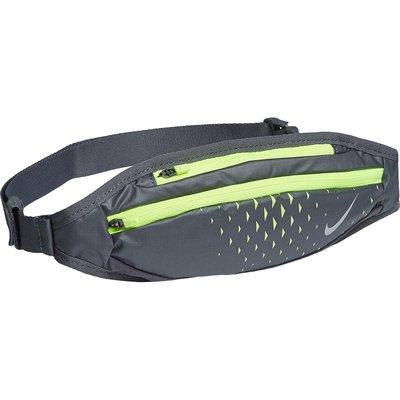=CodE= NIKE CAPACITY WAISTPACK 小型帆布腰包(灰黃綠).AC4059-057.斜肩背.男女