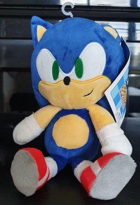 【Happy Hour】現貨*美國購回 保證正版 音速小子Sonic 可愛玩偶布偶 9吋