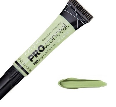 L.A. Girl Pro Conceal 遮瑕 992 Green Corrector  遮瑕 遮泛紅膚 痘疤