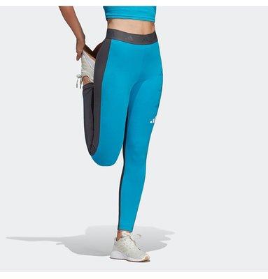 TL天朗運動用品Adidas/阿迪達斯正品 春秋新款W PCK TIGHT女子緊身褲DP3863