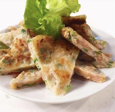 蔣哥推薦香酥好料理泰式月亮蝦餅(柔柔的店)