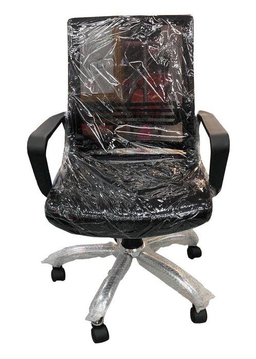 全新庫存家具賣場 新竹地區免運 EA-812iJ*全新黑色網OA椅*會議桌 辦公傢俱 辦公鐵櫃 北中南運送 新竹全新家具