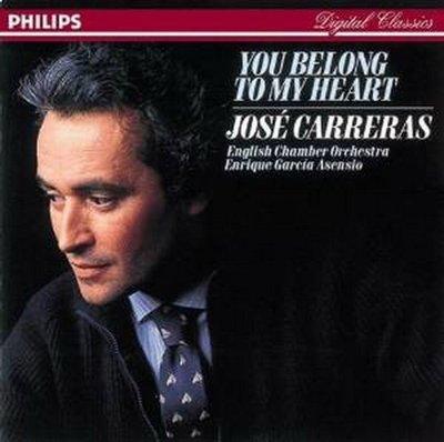 你在我心 You Belong To My Heart/卡列拉斯   Jose Carreras---4114222