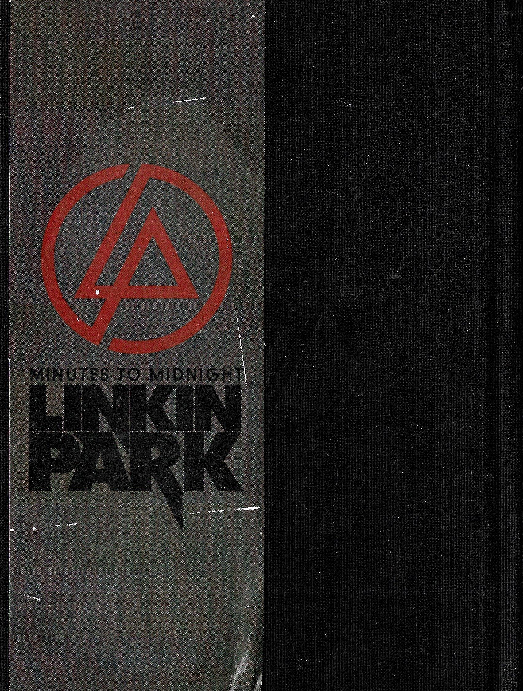 聯合公園Linkin Park / Minutes To Midnight(外紙有脫落破損)