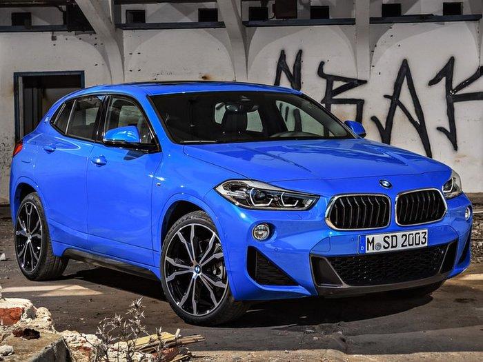 【樂駒】BMW F39 X2 M Sport 全車 改裝 套件 大包 前下巴 後下巴 側裙 進氣 M包 擾流 水箱罩