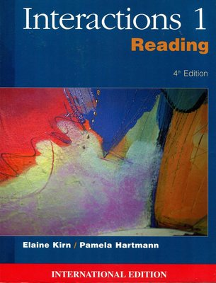 英文閱讀 Interactions 1《Reading》 第四版 272頁 【未使用】