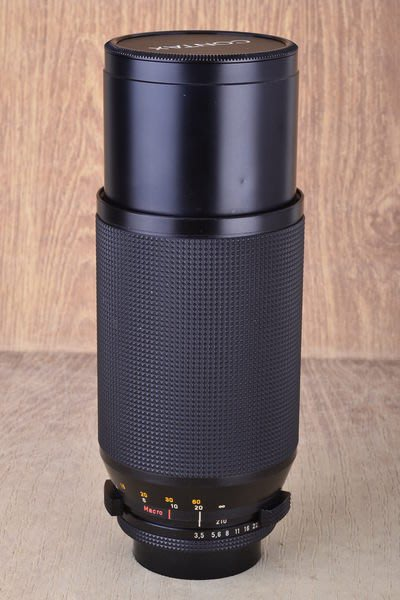 【品光攝影】CONTAX Vario-Sonnar T* 70-210mm F3.5 AEG MACRO 德鏡 CY口 #36620J
