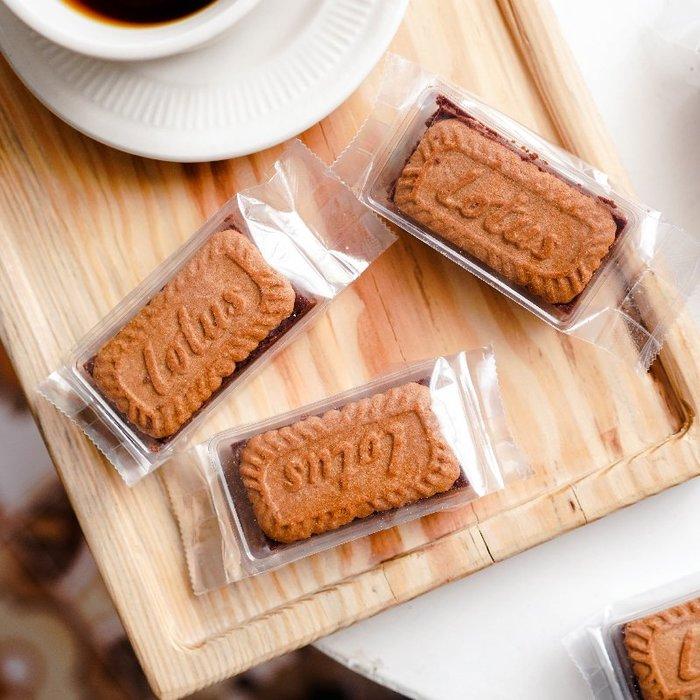 【berry_lin107營業中】新品焦糖布朗尼包裝袋 焦糖布朗尼包裝 烘焙包裝袋
